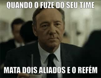 Watch and share Frank Underwood GIFs by Wagner Araújo on Gfycat