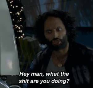 Watch and share Baby Geoffrey Jesus GIFs and Jason Mantzoukas GIFs on Gfycat