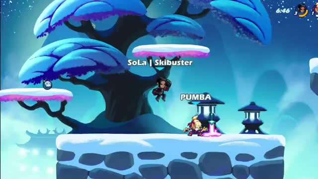 Watch Another brainless gauntlet 0-death GIF by @skibuster on Gfycat. Discover more Brawlhalla, Gauntlets, brawlhalla GIFs on Gfycat