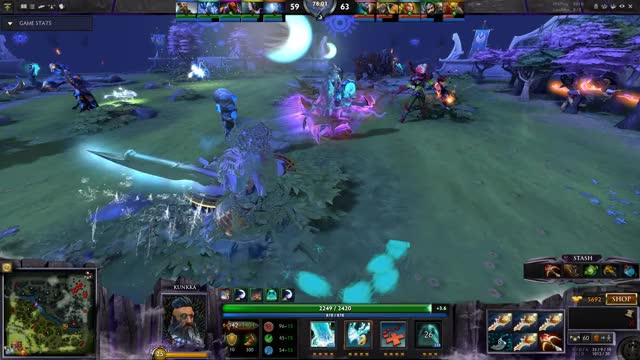 Watch Miracle~ vs Shadow Shaman! GIF on Gfycat. Discover more blademail, dota2, lul GIFs on Gfycat
