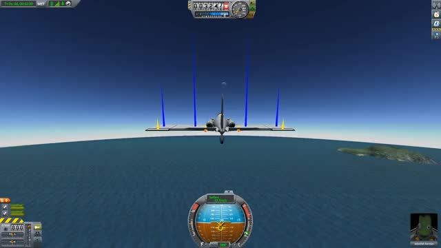 Watch KSP Spin simulation GIF on Gfycat. Discover more kerbal, kerbalspaceprogram, ksp GIFs on Gfycat