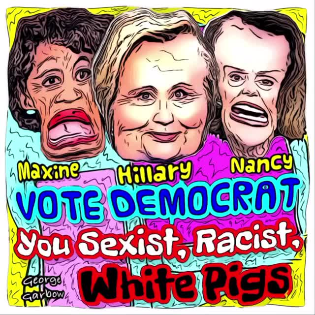 Watch and share Hillary Clinton GIFs and Maxine Waters GIFs by Drteeth on Gfycat