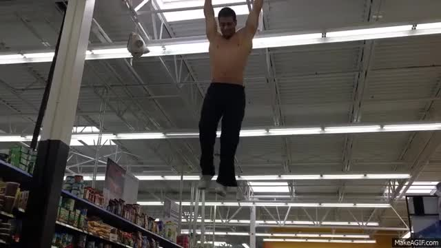 Watch Mirin hard at grocery store GIF on Gfycat. Discover more GirlsMirin, girlsmirin GIFs on Gfycat