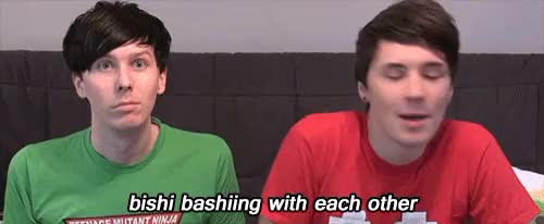 Watch and share Phillip Lester GIFs and Daniel Howell GIFs on Gfycat