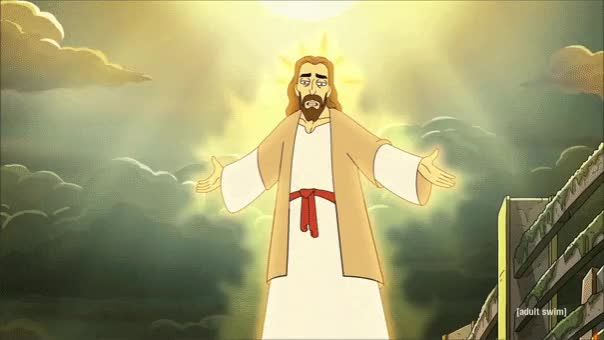 Watch and share Jesus Dick Root GIFs and Justin Roiland GIFs by AEARONJER CIRCUMSTANCE on Gfycat