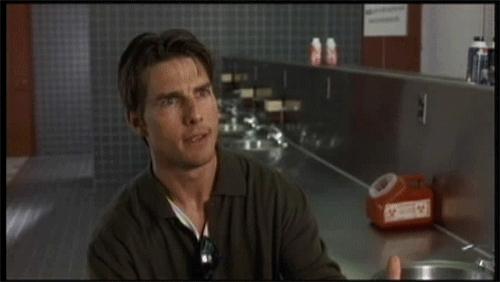 Tom Cruise, post Help Me Help You GIFs