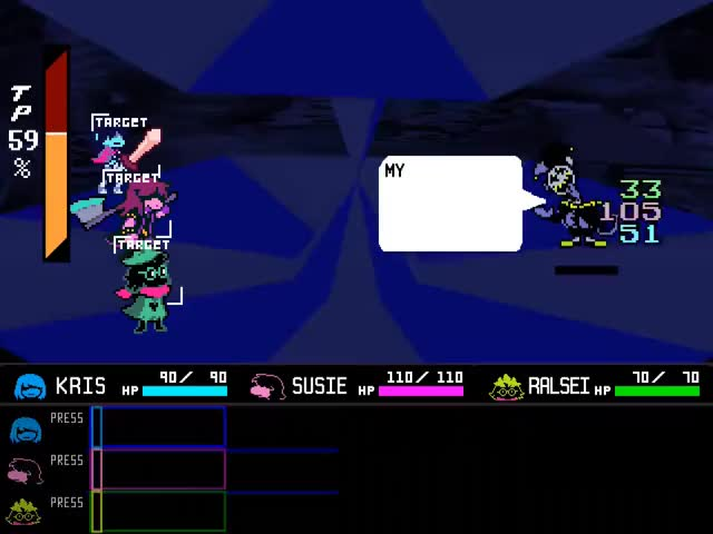 8650b8b8b Watch NO HIT JEVIL | Deltarune GIF on Gfycat. Discover more GamePlay, Insane ,