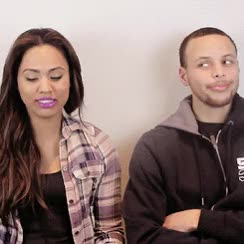 Watch and share Stephen Curry GIFs and Ayesha Curry GIFs on Gfycat
