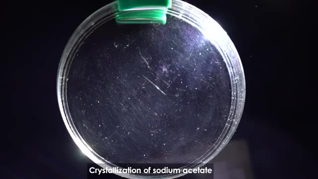 Watch Crystallization of Sodium Acetate GIF by GIFs For Everything (@jiffiergifss) on Gfycat. Discover more best experiments, caesium, colored flame, crystallization, ferrofluid, gallium metal alloy, indium, rainbow flame, science experiment, top experiments GIFs on Gfycat
