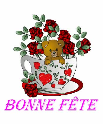 Watch bonne fete GIF on Gfycat. Discover more related GIFs on Gfycat