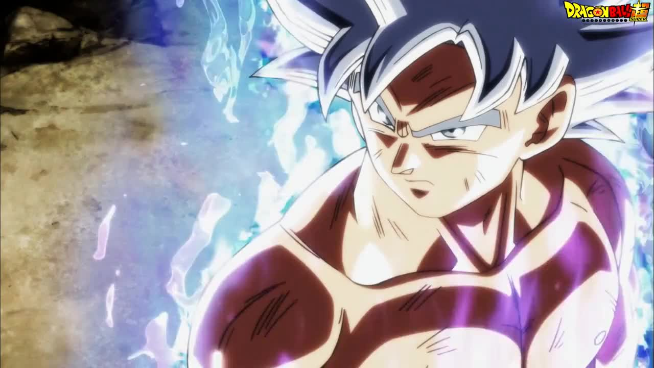 #12 Live wallpaper - Goku ultra instinct mastered (PC wallpaper) GIF | Find, Make & Share Gfycat GIFs