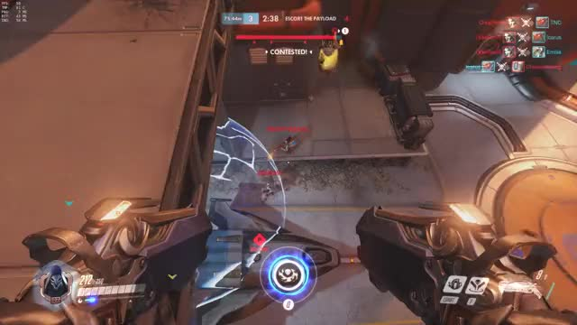 Watch and share Overwatch GIFs by happyproblem on Gfycat