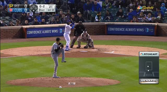 Watch and share Chicago Cubs GIFs and Baseball GIFs by _ben_clemens on Gfycat