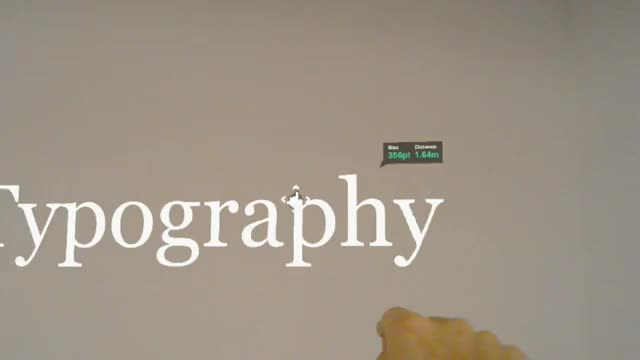 Watch and share Augmented Reality GIFs and Typography GIFs by Dong Yoon Park on Gfycat