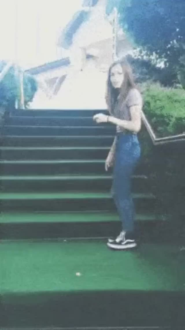 Watch and share Most Efficient Way To Climb Stairs. GIFs by GifWorld on Gfycat