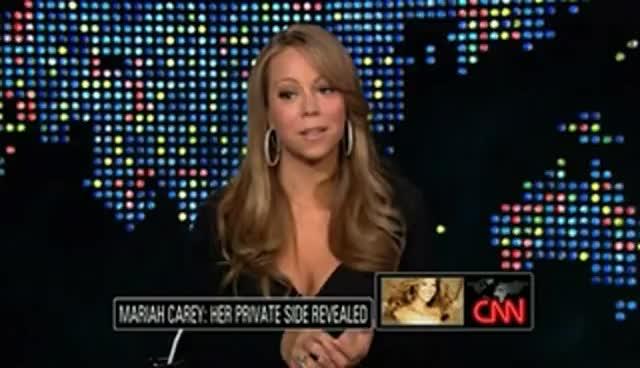 larry king, Mariah Carey live on Larry King. (4/5) GIFs