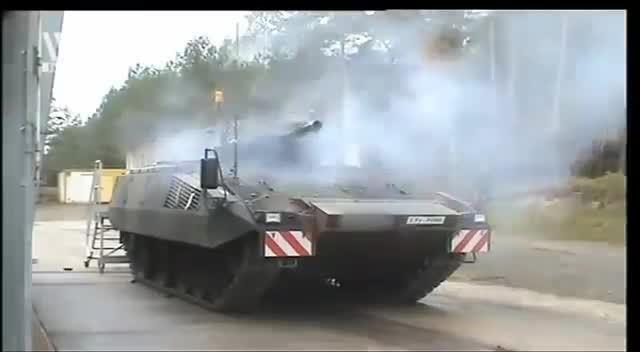 MilitaryPorn, militaryporn, Bundeswehr Puma IFV in action GIFs