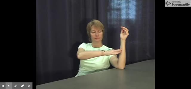 Watch and share Shoulder Flexibility External Rotation GIFs on Gfycat