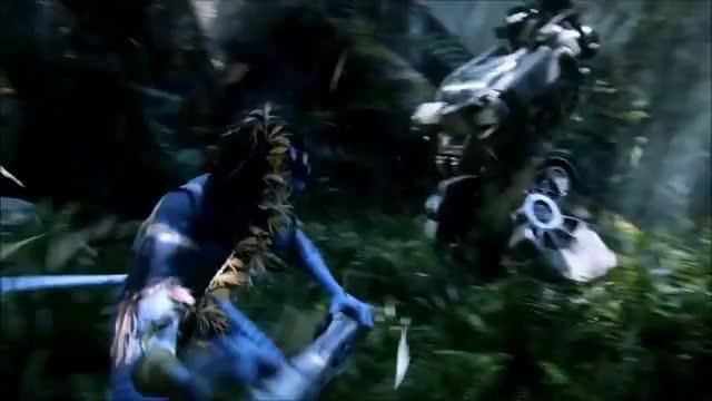 Watch Rifftrax - Avatar (2009) - Robot Knife Fight GIF on Gfycat. Discover more avatar, rifftrax GIFs on Gfycat