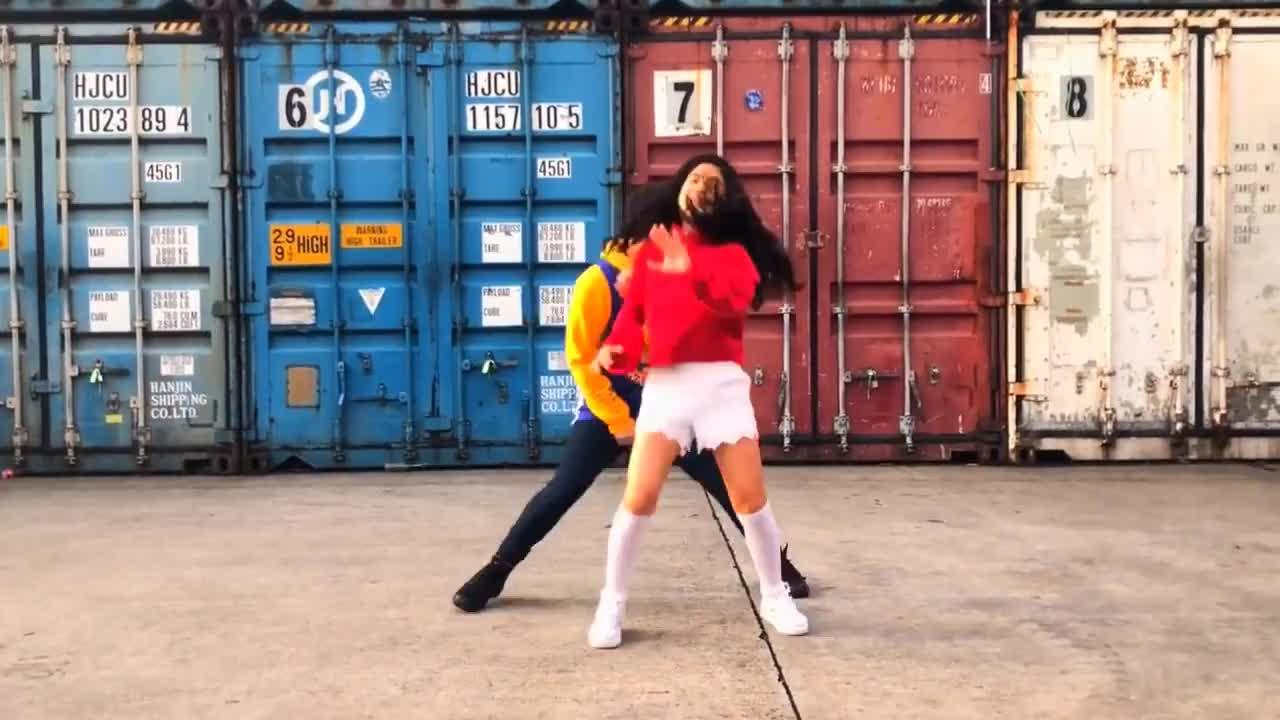 Bboom Bboom DNA Mashup Dance Ranz And Niana