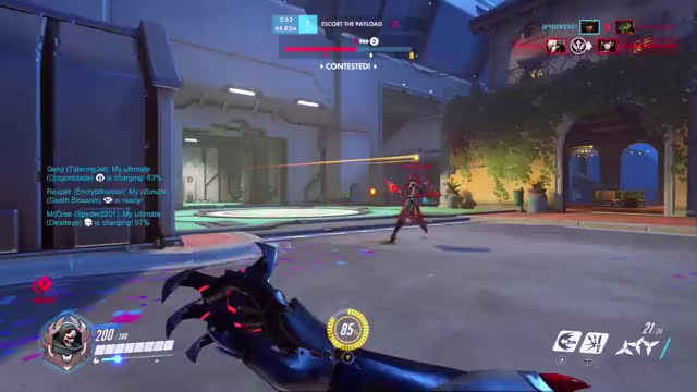 Watch and share Overwatch Xbox One GIFs and Genji Gameplay GIFs on Gfycat