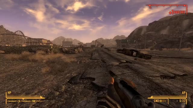 Watch and share Great Timing Fallout NV GIFs by billygottalent on Gfycat