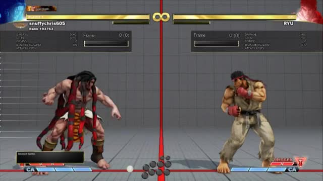 Watch and share SFVAE: Necalli's 2 Triggers GIFs by snuffychris605 on Gfycat