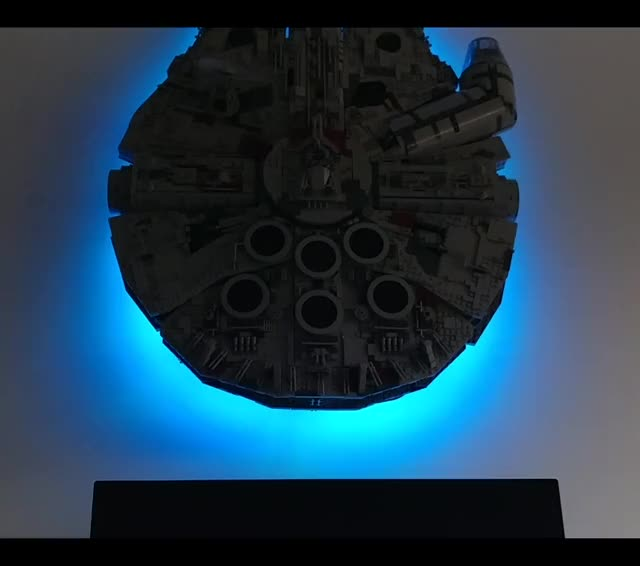 Watch and share Lighting Kit GIFs and Star Wars GIFs by Shewie on Gfycat