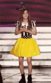 Watch and share I Can't With Her GIFs and Park Cho Rong GIFs on Gfycat
