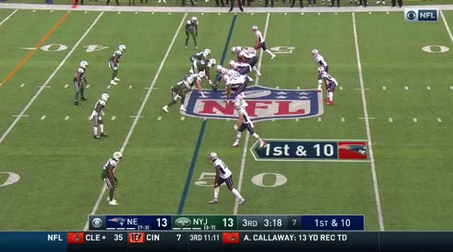 Watch and share 17 White Picks Up Huge Yards On The Ground GIFs on Gfycat