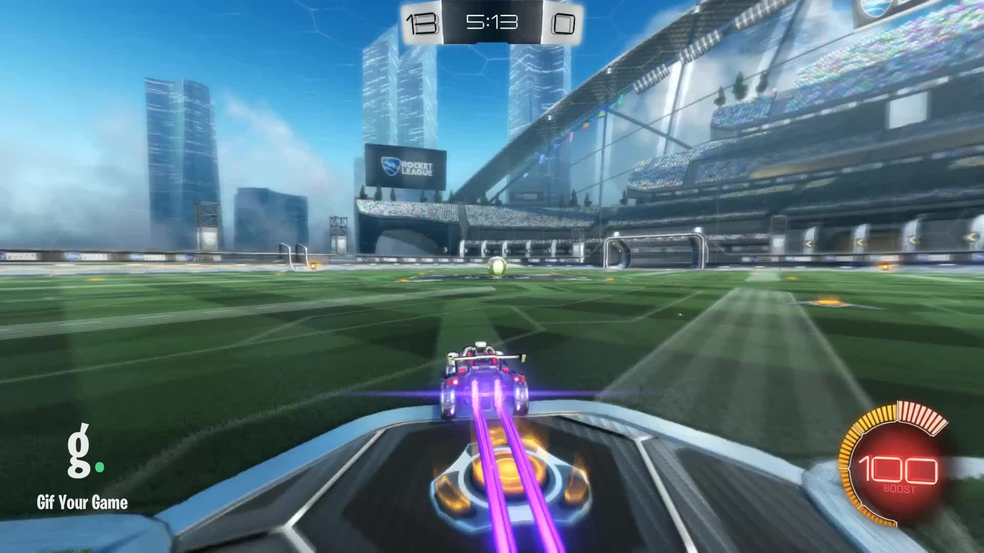 Fireware, Gif Your Game, GifYourGame, Goal, Rocket League, RocketLeague, Goal 1: Fireware GIFs