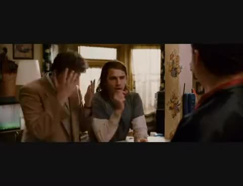 Pineapple Express - At Reds house GIFs