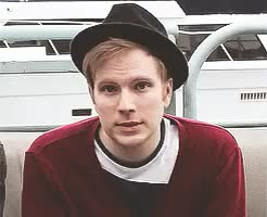 Watch and share Patrick Stump GIFs and Fob Forever GIFs on Gfycat