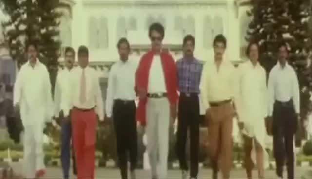 Watch and share Super Star Rajini Kanth Style HD GIFs on Gfycat