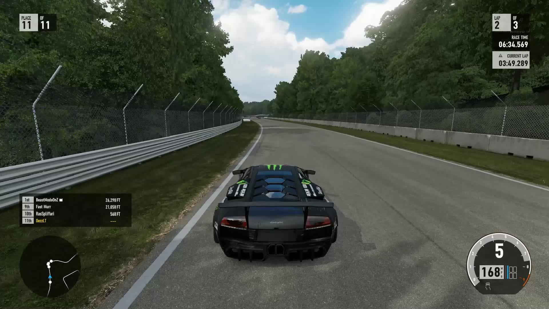 Forza Motorsport 7 2019.02.19 GIFs
