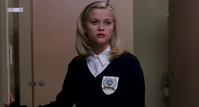 Watch and share Reese Witherspoon GIFs and Cruel Intentions GIFs by Defunct on Gfycat
