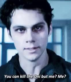 Watch and share Stiles Stilinski GIFs and Dylan O'brien GIFs on Gfycat