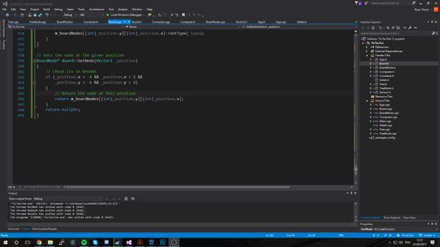 Watch When you accidently create an AI which cheats.... GIF on Gfycat. Discover more artificial intelligence, c++, programming GIFs on Gfycat