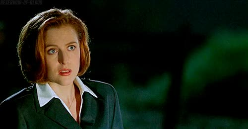 Watch and share X Files Ftf Virus Scully GIFs on Gfycat