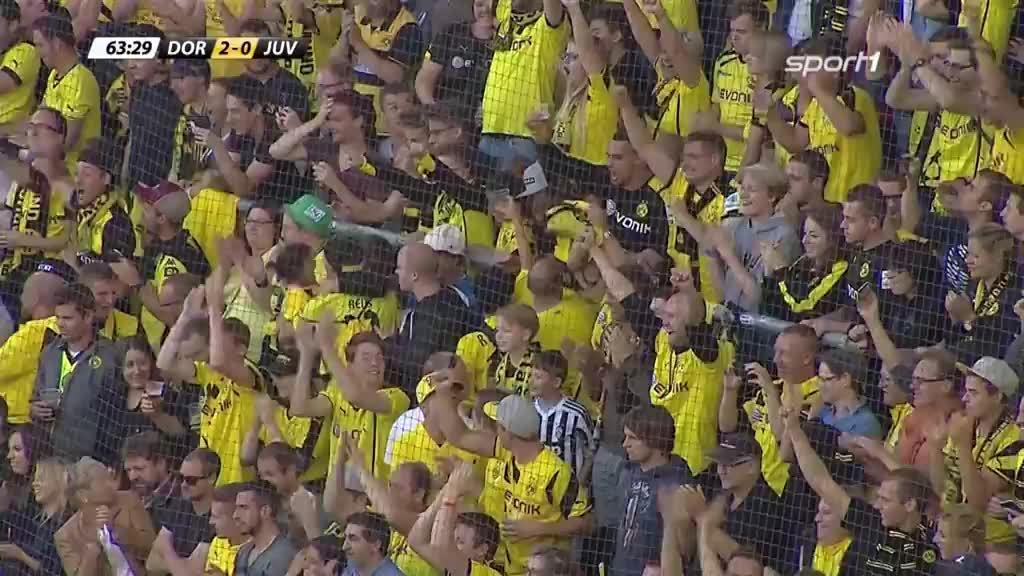 soccer, Reus goal vs Juventus Turin 2-0 (reddit) GIFs