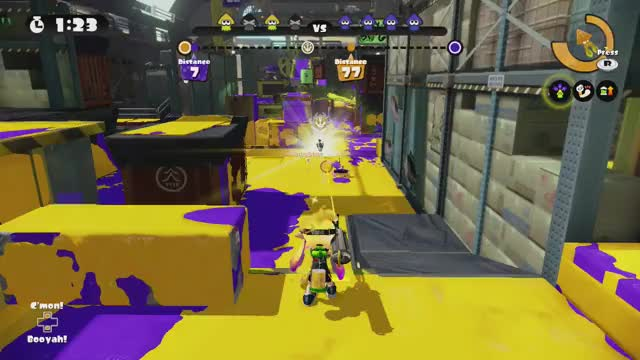 Watch and share Splatoon GIFs and Friends GIFs by lockeexile on Gfycat