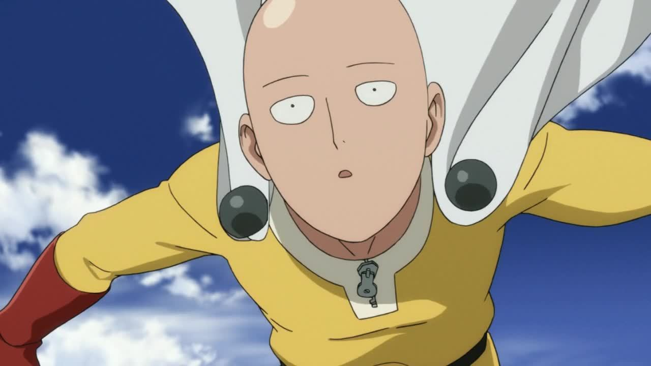 OnePunchMan, onepunchman, One Punch Man Episode 10 Discussion (reddit) GIFs