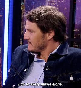 Watch and share Pedro Pascal GIFs and Alone GIFs on Gfycat