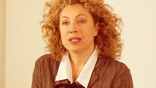 Watch and share Alex Kingston GIFs on Gfycat