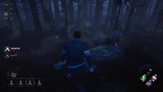 Watch and share Dead By Daylight GIFs by cryptid1 on Gfycat