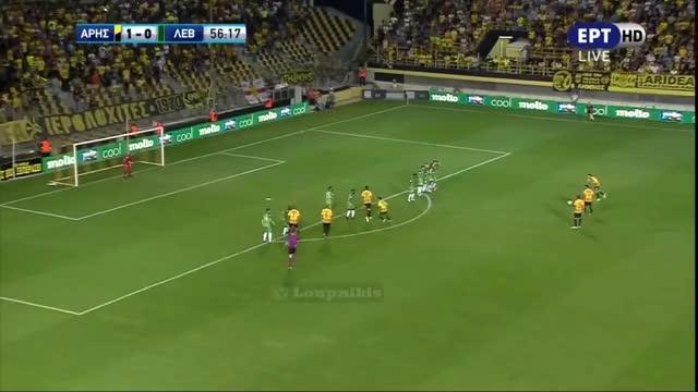 Άρης - Λεβαδειακός 2-0 Highlights & Δηλώσεις | Super League 3η αγ. {17.9.2018}
