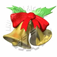 Watch Christmas Bells Ringing Animated Clipart GIF on Gfycat. Discover more related GIFs on Gfycat