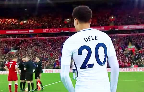 Watch and share Dele Alli GIFs and Celebs GIFs on Gfycat