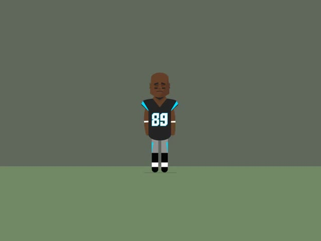 Watch and share Thanks For Everything Steve!  Always A Panther, Ice Up Son! GIFs on Gfycat