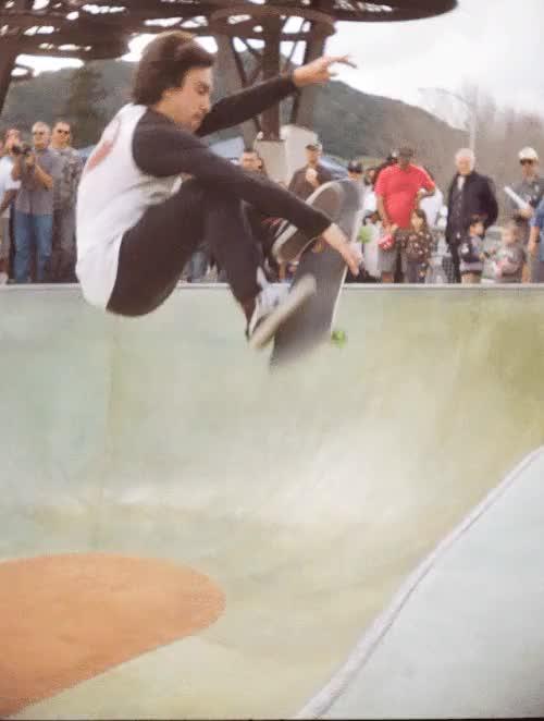 Watch and share Slo Skate Park GIFs and Nishika N8000 GIFs on Gfycat